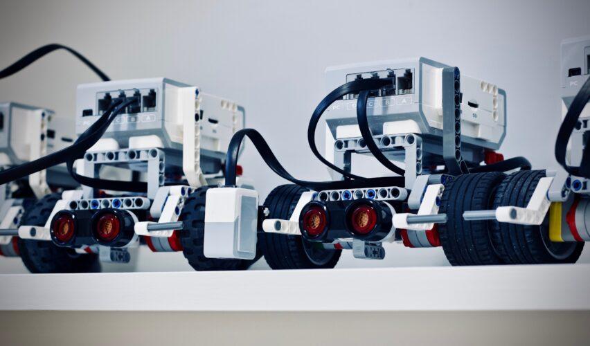 Maker robots