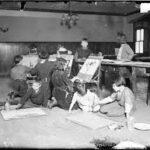 """""""Nuevos"""" centros de innovación: The Hull House, Chicago 1889"""