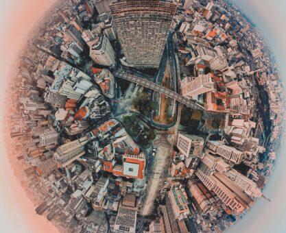 Hubble de las ciudades