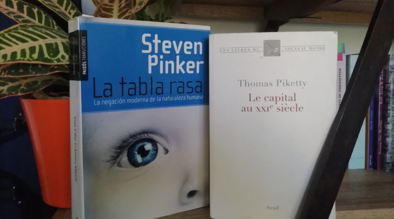 Piketty y Pinker