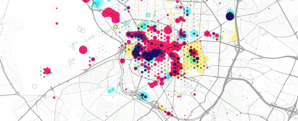 Madrid Mapa Turismo