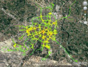 Hidden mobility hubs