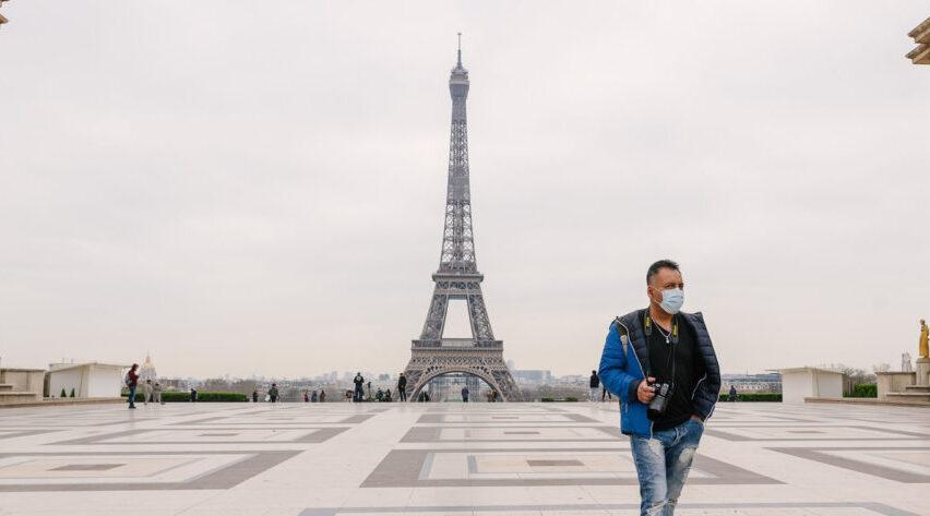 Paris covid-19