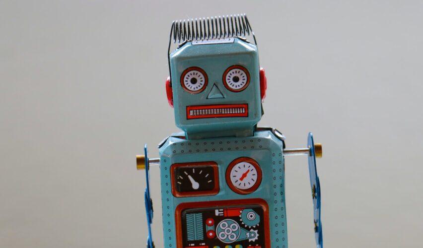 Robot creatividad tecnológica