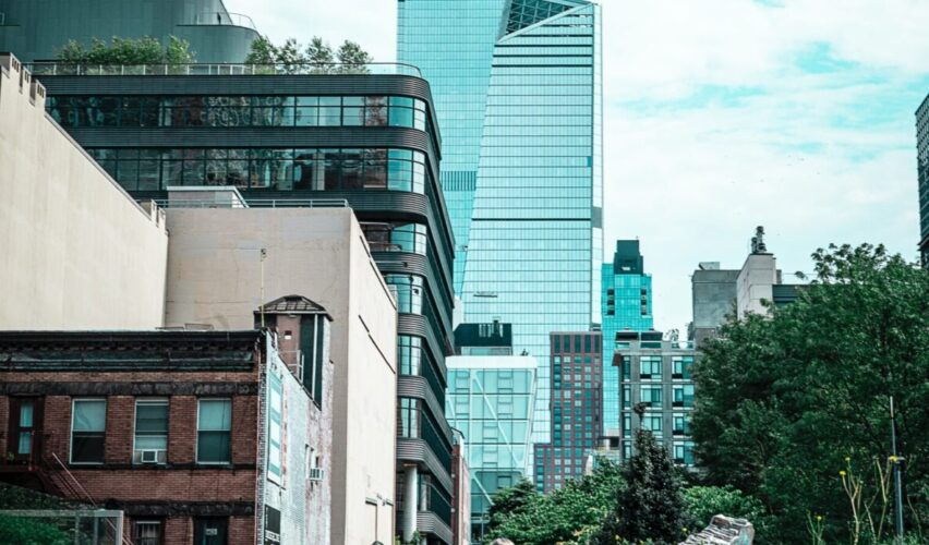 High Line. Diseño urbano y termodinámica