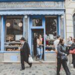 Ciudad cuántica panadería