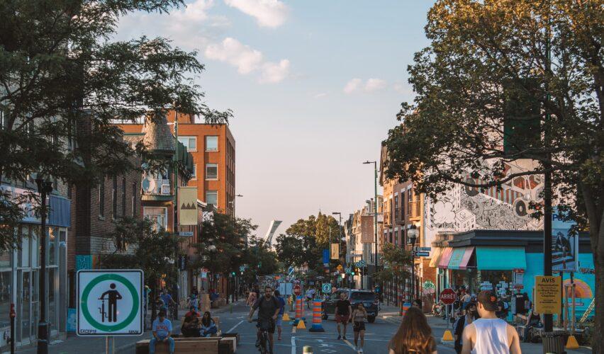 Urban design lean start-up