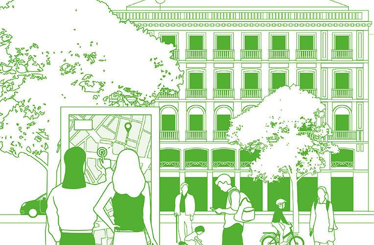 Ciudad abierta, ciudad digital